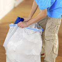 13 Gallon Tall Kitchen Garbage Bags With Lavender Sweet Vanilla Smell Manufactures