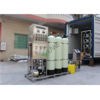 China 500L/H Reverse Osmosis Water Machine With DosingBox, Ozone Water Treatment Equipment on sale