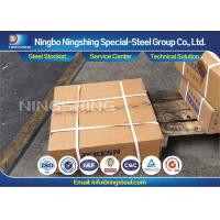Quality 1.2379 / SKD11 Precision Ground Steel , Milled + Grinded Mould Steel Flat bar for sale