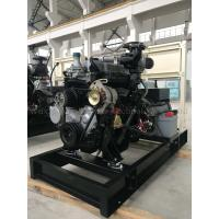 50Hz 3 Phase 32KW / 40KVA Water cooled Diesel Generator With Mechanical Speed Govering Manufactures