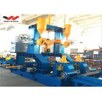 Automatic h beam welding machine Mutifuctional Steel Welding Straightening Automatic Combined H Beam Manufactures