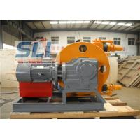 Diesel / Electric Hose Squeeze Pump For Underground Construction Easy Maintenance Manufactures