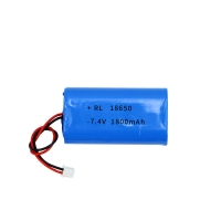 7.4V 1800mAh 18650 Battery Pack For Electronic Digital Product Manufactures
