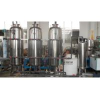 Electric 2000 L/H Water Purifying Equipment SUS304 Water Treatment Machine Manufactures
