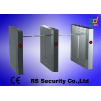 High Grade  Drop Arm Barrier Gate With Toilet Access Control Coin Payment Manufactures