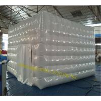 Quality China Durable Inflatable Tent Oxford Cloth Inflatabe Square Tent for sale