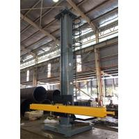 Automatic Column And Boom Welding Manipulator For Fit Up Pipe welding Longitudinal Seam Welding Manufactures