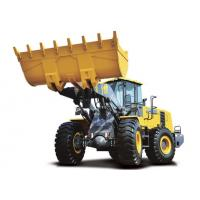 XCMG Strong Structure ZL50GV Earthmoving Machinery Long Service Life Manufactures