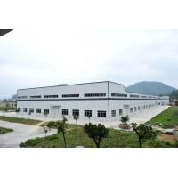 Quality High Strength Bolt Prefabricated Steel Structure Building For Garage-For Hangar for sale