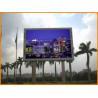 Optical Fiber Transmission Outdoor PH10mm DIP Full Color Slim Super Thin Led Screen Manufactures