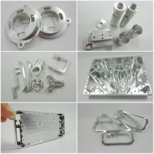Medical Device CNC Milling Services , CNC Precision Milling Parts 0.01mm Tolerance Manufactures
