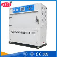 Weathering UV Aging Test Chamber , Uv Accelerated Weathering Test Machine Manufactures