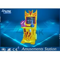 China Bright Colors Shooting Arcade Machines Elves Attack Team game machine on sale