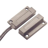 CS-38A Recessed Door Magnetic Sensor Contacts White / Brown Colors Manufactures