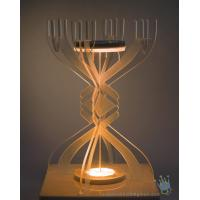 Buy cheap CH (9) Acrylic candle holders cheap from wholesalers