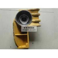 Standard Shantui Bulldozer Spare Parts Shantui guide pulley stand Manufactures