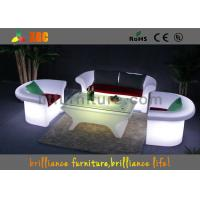 China PE Club LED Light Sofa With Wireless Remote Control For Special Events on sale