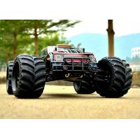 China 80 KM/h 4WD RC Monster Truck Brushless / RC Monster Car All Terrain Tyres on sale