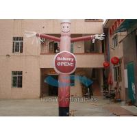 Waterproof Adertising Sky Inflatable Tube Guy , Inflatable Arm Flailing Tube Man Manufactures