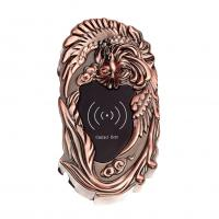 Plated Antique Copper Electronic Cabinet Lock Card / Key Open For Swimming Park Manufactures