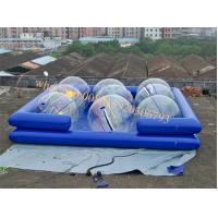Quality adutls size inflatable giant swimming paddle pool inflatable balls pools pool for sale