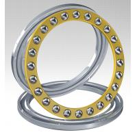 GCr15SiMn ZZ RS Stainless steel radial Thrust Ball Bearings for Heavy machine tool Manufactures
