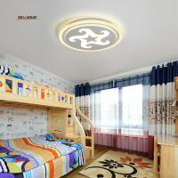 Quality NEW Children room ceiling light LED modern acrylic simple protection vision children's room ceiling lamp for sale