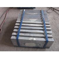 High Effiency Ball Mill Liners , Shell Liners High Cr Cast Iron Manufactures