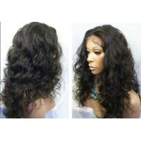 100 Virgin Indian unprocessed human hair extensions , Body Wave Human Hair Tangle Free OEM Manufactures