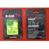 Durable Mobile Phone Repairing Tools , 4S / 5G SIM Unlock R-SIM7+ IOS6.0-6.X Manufactures