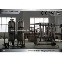 Mineral Water Treatment Systems Reverse Osmosis Water Filtration System Manufactures
