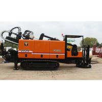 China HDD Engineering Drilling Rig Machine 33T With Auto Anchoring And Auto Loading on sale