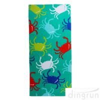Buy cheap 100% Cotton Super Absorbent Soft and Comfortable Quick Dry  Beach Towels for Beach Bath Pool from wholesalers