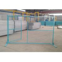 Quality 6FT X 9FT Temp Site Fence Galvanized  temporary fencing,high standard construction fence,removable fence for sale