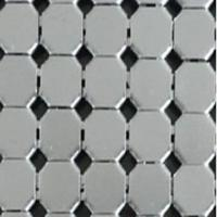 China silver decorative metal table cloth in aluminum plat mesh on sale