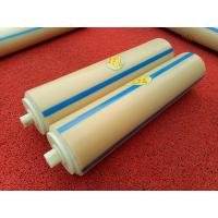 Anti - Water Nylon Conveyor Rollers Be Carrier Roller Return Roller Manufactures