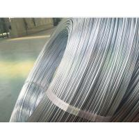 Refrigerator Zinc Coated Pipe / Hot Drawn Galvanised Round Tube ASTM B338 Manufactures