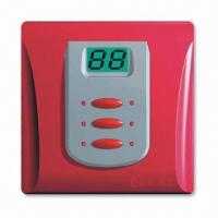 Remote Control Light Switch with LCD Screen and Advanced Locking Function Manufactures
