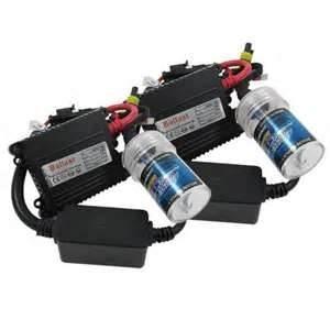 Durable Slim Digital 35W Xenon HID Conversion Kit 9008-1 10000K Car Xenon HID Headlamps Manufactures