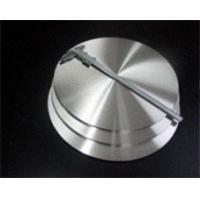 Machinable Tungsten Heavy Alloy / Nuclear Medical Radiation Shield ISO / RoHs Certified