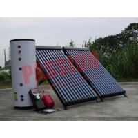 Industrial Solar Water Heater Copper Coil , Home Solar Water Heating Systems Manufactures