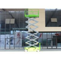 JESH Elevated Lift Platform Small Home Elevator Table Extended 6m Height Manufactures