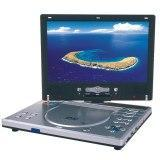 10.2 inch Portable DVD Player with DVB-T / TV /Recorder (PDVD-1022) Manufactures
