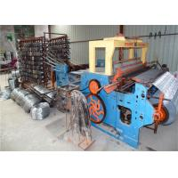 Buy cheap Fully Automatic Crimped Wire Mesh Weaving Machine One Through Series from wholesalers