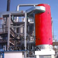 Vertical Thermal Oil Heating Boiler , Industrial Oil Fired Horizontal Manufactures