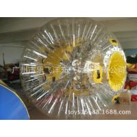 Double Exciting Inflatable Walking Ball , Bang Bead Inflatable Zorb Ball Manufactures