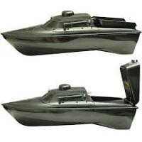 China Cheap RC Remote Control Bait Boats for fishing 12V, 16A with Fish Finder Device on sale