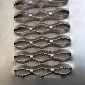 Grip strut anti-slip welded steel grating ditch cover grating Manufactures