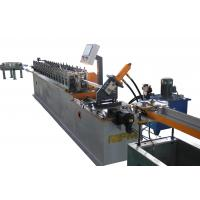 Full Automatic Metal Stud And Track Roll Forming Machine Delta PLC Control Manufactures