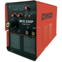 Three Phase Aluminum Welding Machine , 250 Pulse MIG Welder Aluminum 60% Duty Cycle Manufactures